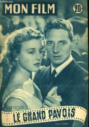 Mon Film N° 427 - Le Grand Pavois - Couverture - Format classique