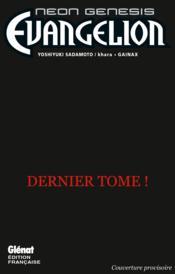 Evangelion ; neon genesis T.14 ; nouveau départ - Couverture - Format classique