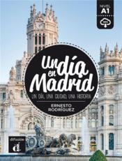 Un dia en Madrid - Couverture - Format classique