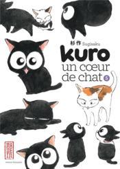 Kuro un coeur de chat t.5 - Couverture - Format classique