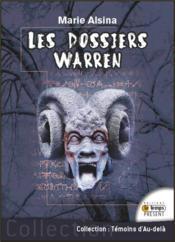Les dossiers Warren - Couverture - Format classique