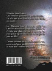 Les orbes de l'harmonie - 4ème de couverture - Format classique