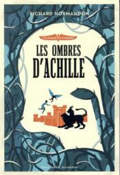 Les enquêtes d'Hermès T.4 ; les ombres d'Achille - Couverture - Format classique