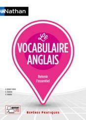 Le vocabulaire anglais (édition 2020) - Couverture - Format classique