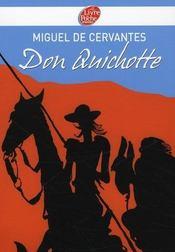 Don Quichotte - Intérieur - Format classique