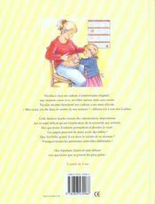 Sais-Tu D'Ou Viennent Les Bebes - 4ème de couverture - Format classique