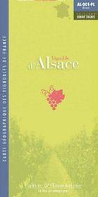 Vignoble d'Alsace - Intérieur - Format classique
