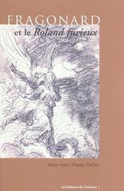 Fragonard et le roland furieux - Intérieur - Format classique
