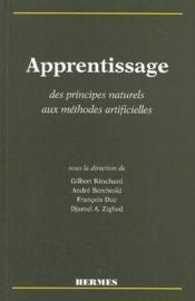 Apprentissage - Couverture - Format classique