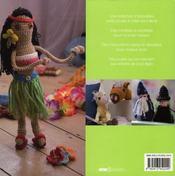 Jouets au crochet - 4ème de couverture - Format classique
