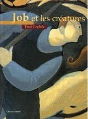Job Et Les Creatures - Couverture - Format classique