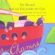 Un Nuage Sur Les Escaliers Du Ciel - Intérieur - Format classique