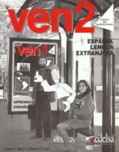 Ven 2 Cahier D'Exercices - Couverture - Format classique