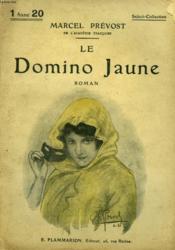 Le Domino Jaune. Collection : Select Collection N° 111 - Couverture - Format classique