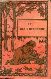 Le Genie Bonhomme - Couverture - Format classique