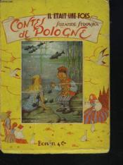 Contes De Pologne - Couverture - Format classique