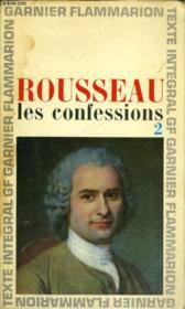 Les Confessions 2 - Couverture - Format classique