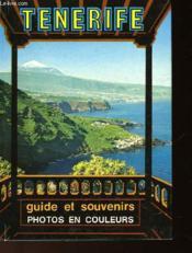 Tenerife Guide Et Souvenirs - Couverture - Format classique