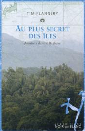 Au plus secret des îles - Couverture - Format classique