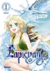 Chroniques de Lapicyan t.1 - Couverture - Format classique