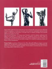 Rodin ; la sculpture nue - 4ème de couverture - Format classique