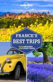 France's best trips (2e édition) - Couverture - Format classique