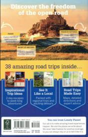 France's best trips (2e édition) - 4ème de couverture - Format classique