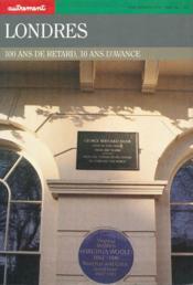 Revue Monde N.6 ; Londres - Couverture - Format classique