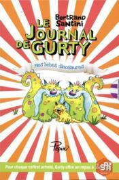 Le journal de Gurty ; COFFRET T.5 ET T.6 - Couverture - Format classique
