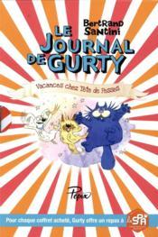 Le journal de Gurty ; COFFRET T.5 ET T.6 - 4ème de couverture - Format classique