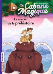 La cabane magique T.6 ; le sorcier de la préhistoire - Couverture - Format classique