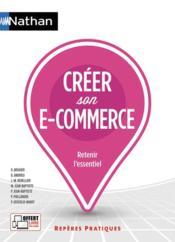 Créer son e-commerce (édition 2020) - Couverture - Format classique