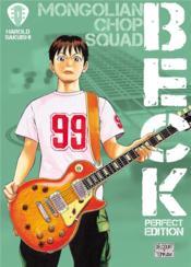 Beck - Perfect Edition t.1 - Couverture - Format classique