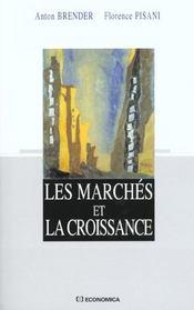 Marches Et La Croissance - Intérieur - Format classique