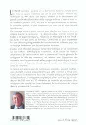 Le Radar 1904-2004 Histoire D'Un Siecle D'Innovations Techniques Et Operationnelles - 4ème de couverture - Format classique