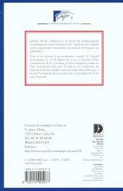Les prénoms arabes - 4ème de couverture - Format classique