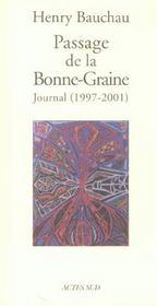 Passage De La Bonne-Graine - Intérieur - Format classique