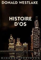 Histoire d'os - Couverture - Format classique