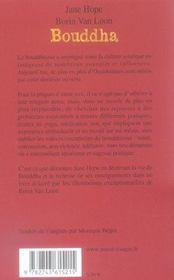 Bouddha - 4ème de couverture - Format classique