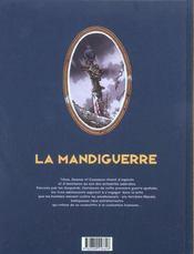 La mandiguerre t.2 ; cas de force majeure - 4ème de couverture - Format classique