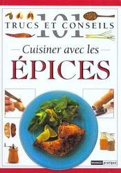 Cuisiner avec les épices - Intérieur - Format classique