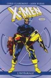 X-Men ; INTEGRALE VOL.4 ; 1980 - Intérieur - Format classique