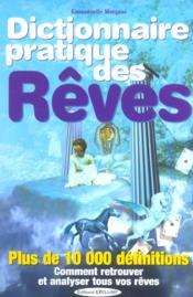Dictionnaire pratique des reves - Couverture - Format classique
