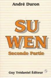 Su wen t.2 - Couverture - Format classique