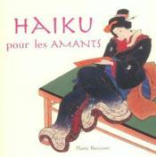Haiku Pour Les Amants - Couverture - Format classique