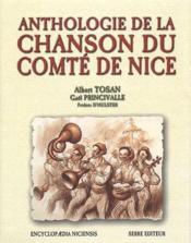 Anthologie de la chanson du Comté de Nice - Couverture - Format classique