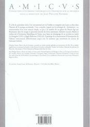 Sylvestro Ganassi - Oeuvres Completes Volume 2 - 4ème de couverture - Format classique