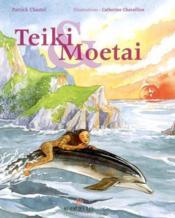 Teiki et Moetai - Couverture - Format classique