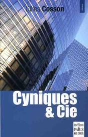 Cyniques et cie - Couverture - Format classique