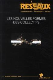 Revue Reseaux N.28 ; Les Nouvelles Formes Des Collectifs - Couverture - Format classique